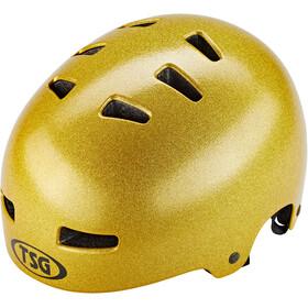TSG Evolution Special Makeup Helmet Men goldie